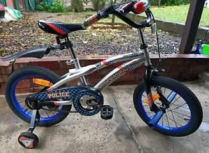 Southern Star Highway Patrol Kids Bicycle
