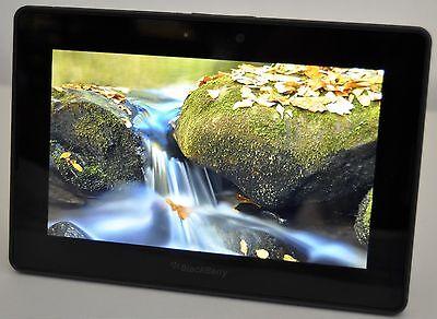 "BlackBerry Playbook Tablet 7""inch LCD Wireless 16GB HD Camera eReader Wi-fi RIM"