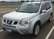 2012 Nissan X Trail Ti 4x4 Outer Geelong Preview