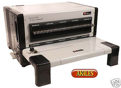 Akiles Flexipunch-e Electric Paper Punch With Choice Of Die 12-inch New