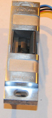 Von Duprin 3031ss1 Electric Door Strike Fail Secure 24vdc
