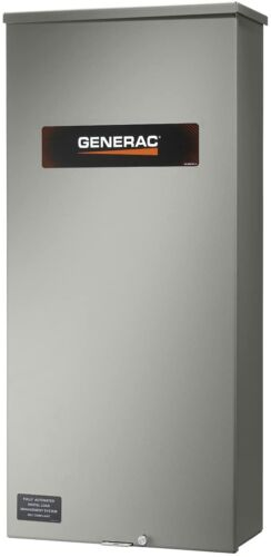 Generac RXSW100A3 - 100 Amp Service Rated Smart Transfer Switch