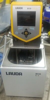 Lauda Eco Gold E 4 G Immersion Thermostats Heat Circulating Water Bath 3.5l