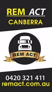 Canberra - Sydney - Canberra. Furniture Transport and Removals Canberra City North Canberra Preview