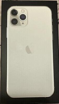 Apple iPhone 11 Pro - 256GB - Silver (Verizon) A2160 (CDMA + GSM) unlocked!