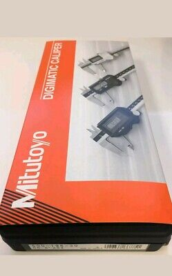 Mitutoyo 500-196-30 Absolute Digimatic Caliper 0-6150mm Range Brandnew Authent