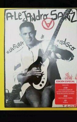 Alejandro Sanz La gira de el disco 3 CD + DVD NuEvO...