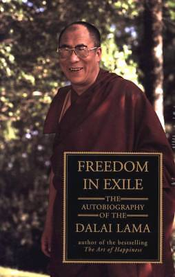 Freedom In Exile Autobiography Of The Dalai Lama