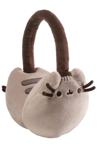 Pusheen the Cat Plush Earmuffs Stuffed Toy - By GUND