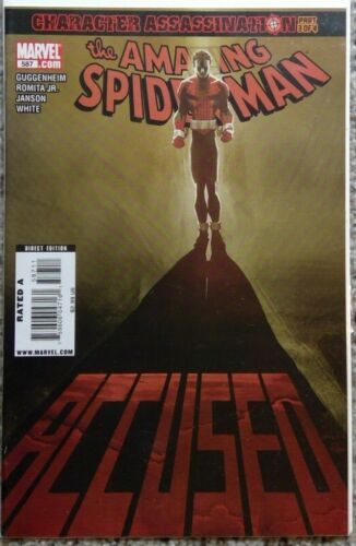 The Amazing Spiderman #587 - NM or better
