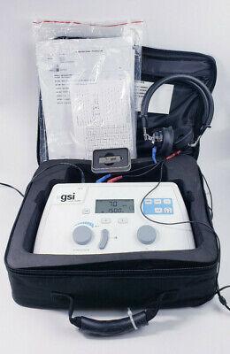 Audiometer Grason Stadler Gsi 18 Gsi18 Audio Meter Headphones And More