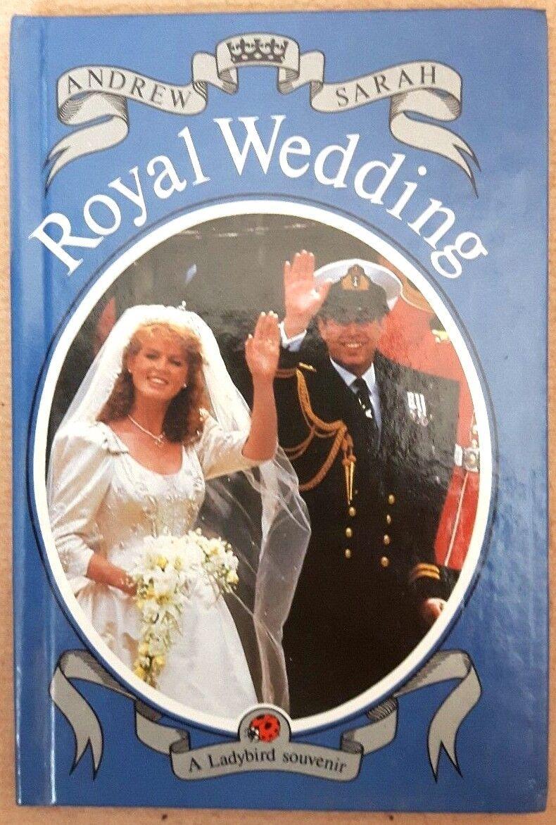 Ladybird: Andrew and Sarah Royal Wedding