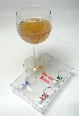 Подвески Wine Glass CHRISTMAS PARTY Wine