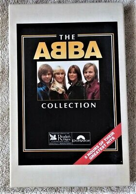 ABBA: THE ABBA COLLECTION: 4 Cassette tapes, 70+ tracks