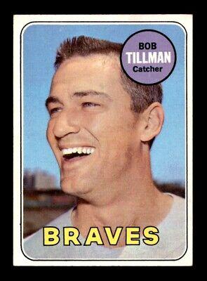 1969 Topps #374 BOB TILLMAN EX *8m