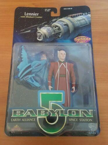 Babylon 5 Lennier Action Figure 1997