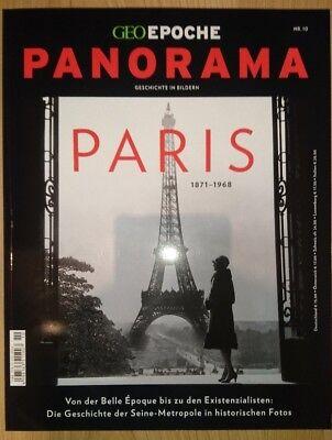 Geo Epoche Panorama Nr. 10 Paris 1871 - 1968