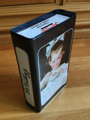 Hucha de metal estilo vintage con forma de caja de cereales Kellogg's