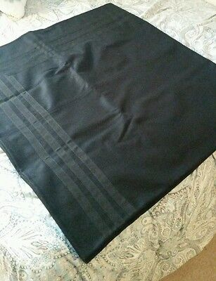 Boat Cloth,  Military Surplus 6ft x 6ft, US NAVY COMMANDER