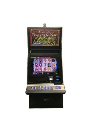 "IGT G23 Slot Machine ""Triple Fortune Dragon"""