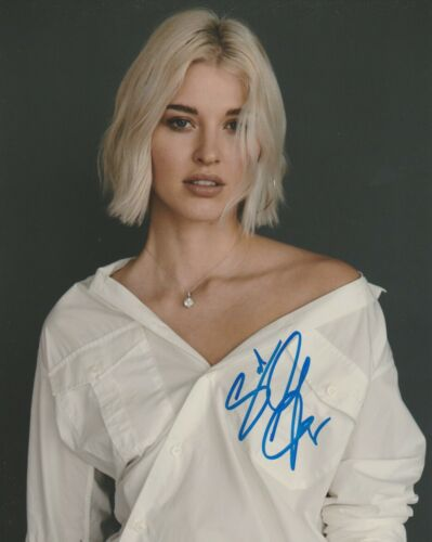 Sarah Grey The Order Autographed Signed 8x10 Photo COA 2019-4