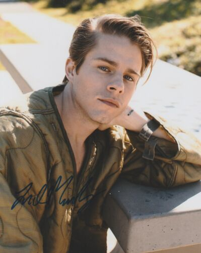Jake Manley The Order Autographed Signed 8x10 Photo COA 2019-5