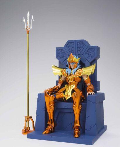 Saint Seiya Myth Cloth EX Poseidon Julian Solo Imperial Sloan figure set Bandai