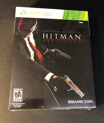 Hitman Absolution Professional Edition [  XBOX ONE Compatible ] (XBOX 360) NEW for sale  Shipping to Nigeria
