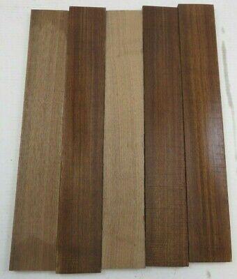 """Beautiful Black Walnut Lumber Wood  Air Dried  20"""" x 3"""" x 1/2""""   FREE SHIPPING!!"""