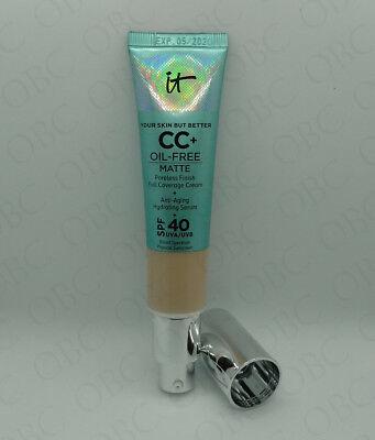 IT Cosmetics Your Skin But Better CC+ Cream Oil-Free Matte SPF