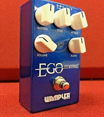 Wampler Ego Compressor Pedal w/ Blend Control Mint, Best Pedal