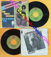 Lp 45 7'' The Three Degrees Year Of Decision A Woman Needs A Good No Cd Mc Dvd - degree - ebay.it