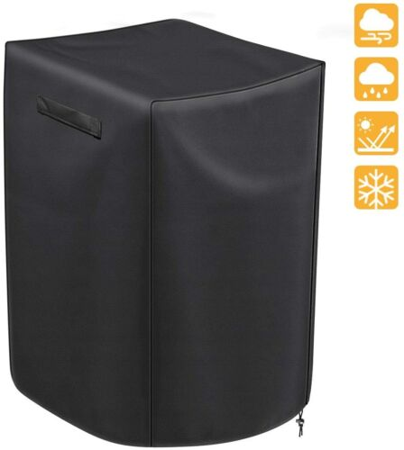 iCOVER Grill Cover 30 inch, 210D Light-Weight Polyester Electric Smoker Cover