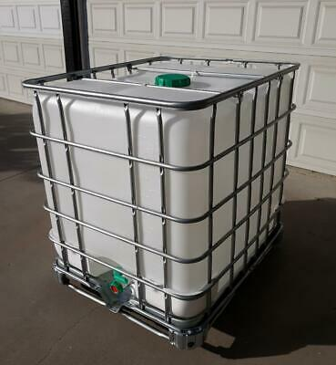 275 Gallon Water Tank Food Grade Ibc Tote Totes Tanks