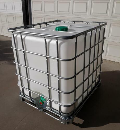 275 gallon water tank *Food Grade* IBC tote totes tanks