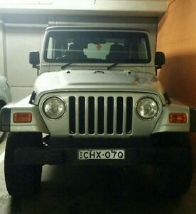 2004 Jeep Wrangler Berkeley Vale Wyong Area Preview
