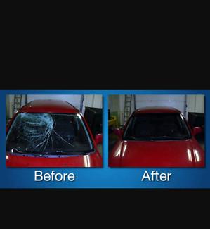 Windscreen repairs and tinting