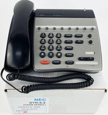 Nec Dterm Dtr-8-2 Digital Phone 780036 - Refurbished - Bulk