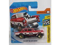 Hot Wheels 2019/'55 CHEVY BEL AIR GASSER 204//250 neu/&ovp