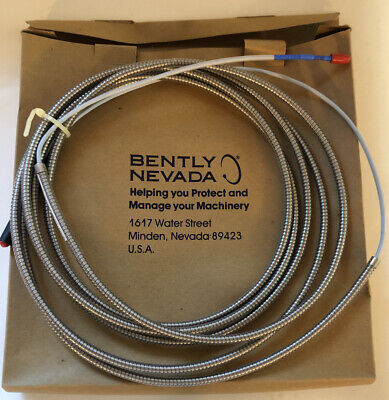 Bently Nevada Extension Cable 3300 Xl 8mm 330130-045-01-00 New In Box