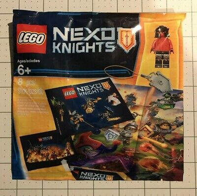 LEGO Nexo Knight Intro Pack ~ NEW ~ Polybag ~ 5004388