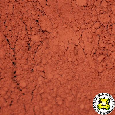 Ayers Rock (Dragon 3,5 kg Lehmpulver Naturlehm Lehm f. Sandmischung AYERS ROCK / Rot /DRA056)