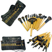 Natural Makeup Brush Set