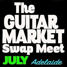 The guitar market swap meet Adelaide CBD Adelaide City Preview