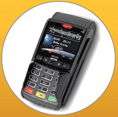 Mietvertrag ec-Gerät Ingenico iWL 250 GPRS / ec-cash  Terminal GSM