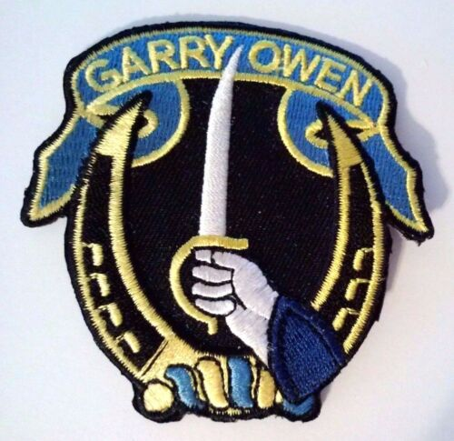 Gary Owen Patch Sew On or Iron On