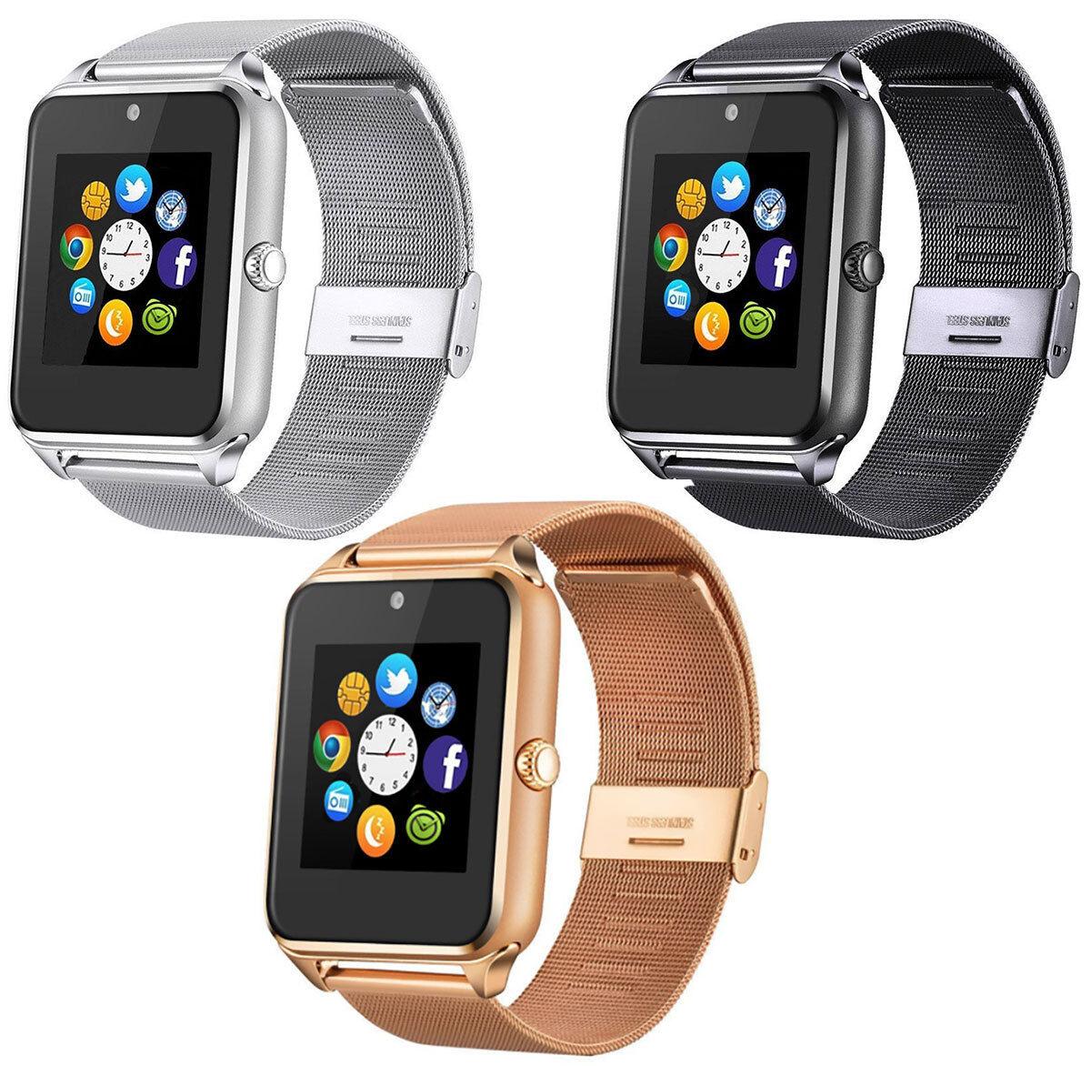 Orologio da polso Intelligente Bluetooth Smart Watch Per IOS Android Iphone GT09