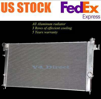 3 Row Radiator for DODGE RAM 2500 3500 5.9L DIESEL CUMMINS L6 MT 1994-2002 01 00