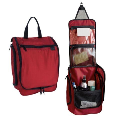 L.L.Bean Mens Personal Organizer Toiletry Bag Large - $24.99