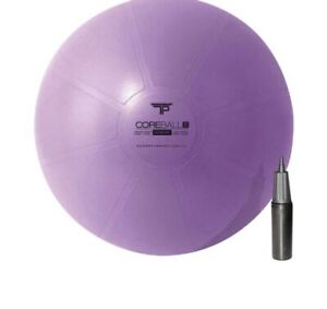 PTP 65cm Purple Coreball Fitness Swiss Core Ball with pump Bexley North Rockdale Area Preview